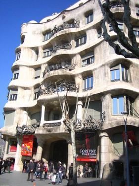Barcelona eurovíkend
