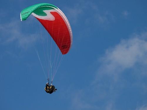Paraglading SkY paragliders Anakis