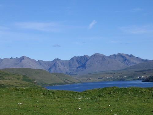 Skotsko 2009