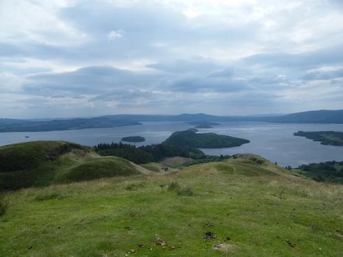 Skotsko pobřeží