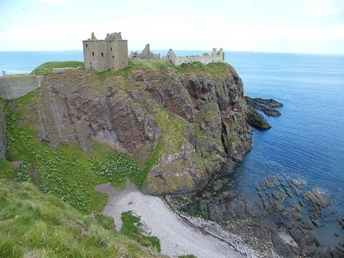 Skotsko Hrad