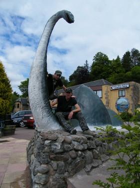 Skotsko Loch Ness