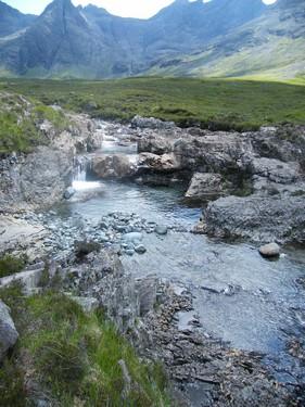 Skotsko hory