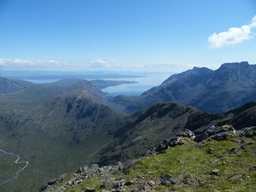 Skotsko hory a pobřeží