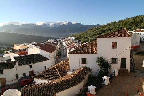 Španělsko 2009 - vesnice