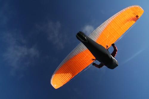 Španělsko 2009 - paragliding