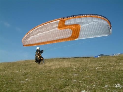Paragliding Francie 08