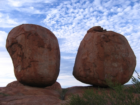 Devils´s Marbles
