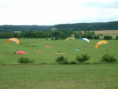Paragliding - Cvicit, cvicit a zase jen cvicit