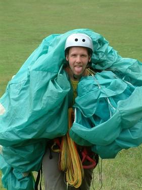 Paragliding - Drina, kamarade