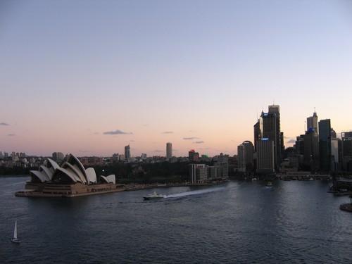 Pohled na Operu