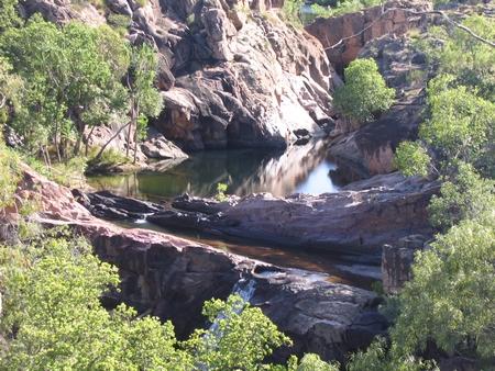 Top mista v Australii - Kakadu National Park