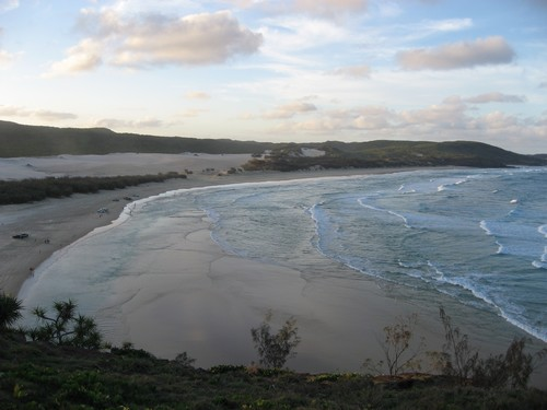 Top mista v Australii - Fraser Island